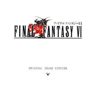 Music of Final Fantasy VI - Image: Ff 6sd
