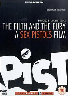 And the fury sex pistols