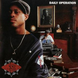 Daily Operation - Image: Gang Starr Daily Operation