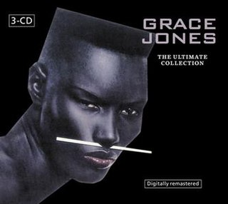 <i>The Ultimate Collection</i> (Grace Jones album) 2006 compilation album by Grace Jones