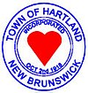 Official seal of Hartland