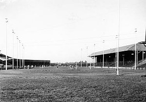 Oregon Ducks football venues - Hayward Field circa late 1930s