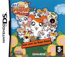 Hi Hamtaro! Little Hamsters Big Adventure Coverart.png