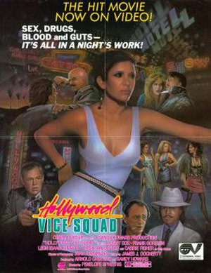 Hollywood Vice Squad - Image: Hollywood Vice Squad Film Poster
