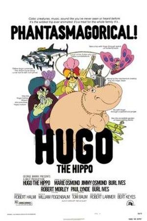 Hugo the Hippo - Film poster