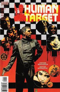 <i>Human Target</i> (Vertigo)