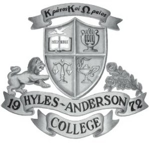 Hyles–Anderson College - Image: Hyles–Anderson College (crest)