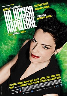 <i>I Killed Napoléon</i> 2015 film by Giorgia Farina