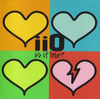 iiO — Is It Love? (studio acapella)