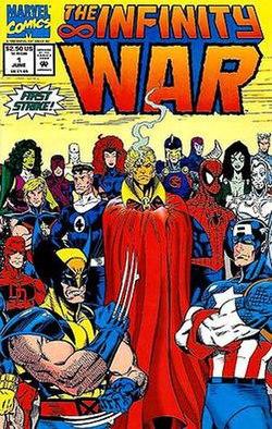 Infinity War Wiki