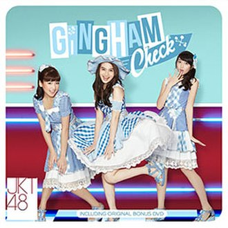 Gingham Check - Image: JKT48Gingham Reg