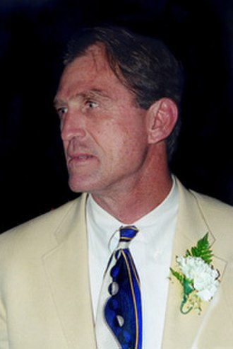 Jack Youngblood - Youngblood at the Hall of Fame Gold Jacket Dinner, 2001