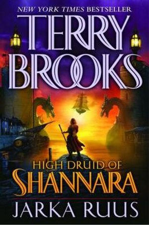 High Druid of Shannara - Cover of the first book