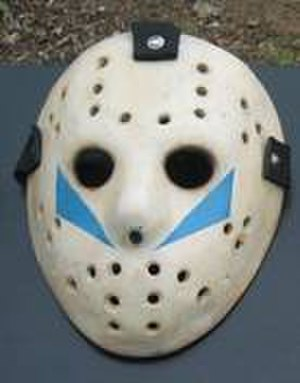 Friday the 13th: A New Beginning - The hockey mask design used in A New Beginning.