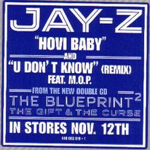 Hovi baby wikipedia single by jay z malvernweather