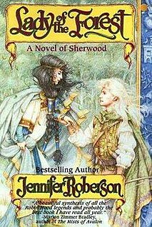 <i>Lady of the Forest</i> book by Jennifer Roberson