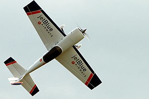 International Miniature Aerobatic Club - Aerobatic model aircraft flying an IMAC sequence.