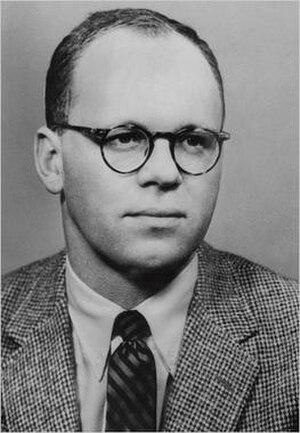 """Jack Oliver (scientist) - Image: John """"Jack"""" Ertle Oliver"""
