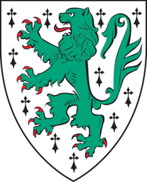 Jonathan Edwards College - Coat of arms of Jonathan Edwards College