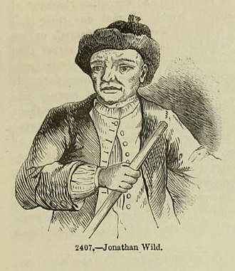 Jonathan Wild - Image: Jonathan Wild