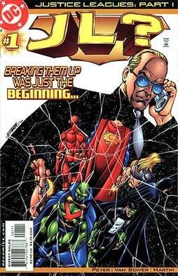 Justice Leagues JL