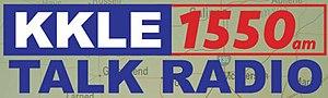 KKLE - Image: KKLE KKLE1550am logo