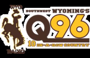 KQSW - Image: KQSW FM logo