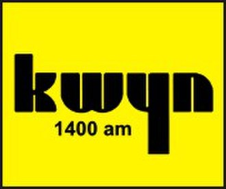 KWYN (AM) - Image: KWYN station logo
