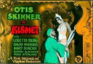 Kismet (1930 film) - Image: Kismet 1930