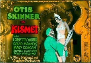 <i>Kismet</i> (1930 film) 1930 film