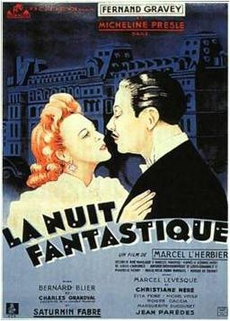La Nuit fantastique - Image: Lanuitfantastique