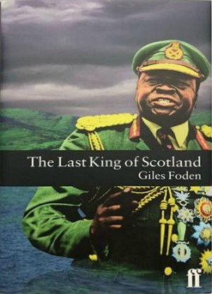 The Last King of Scotland - Image: Lastkingofscotland.b ookcover