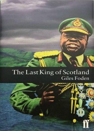 The Last King of Scotland - Image: Lastkingofscotland.b ookcover