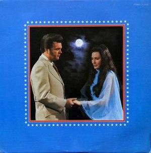 Lead Me On (Loretta Lynn and Conway Twitty album) - Image: Lead Me On (Loretta Lynn and Conway Twitty album)