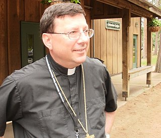 Lee A. Piché Catholic bishop