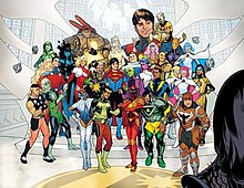 Legion of Super-Heroes - Wikipedia