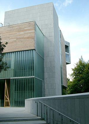 Lewis Glucksman Gallery - Lewis Glucksman Gallery - Exterior