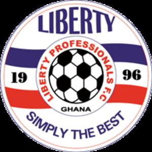 Liberty Professionals F.C. - Image: Liberty Professionals FC logo