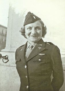Aleda E. Lutz US Army nurse
