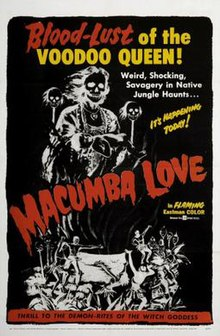Macumba Love - Wikipedia