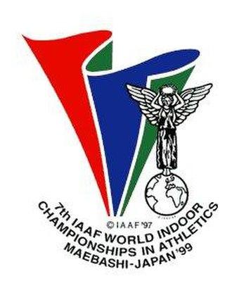 1999 IAAF World Indoor Championships - Image: Maebashi 1999 logo