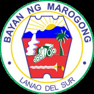 Marogong, Lanao del Sur - Image: Marogong Lanao del Sur