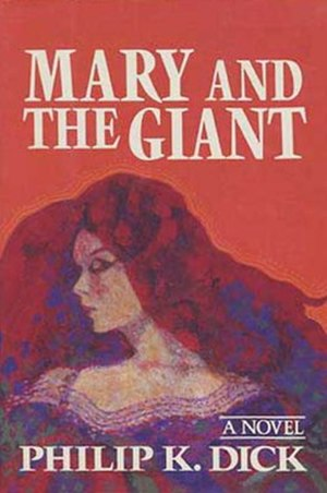 Mary and the Giant - Cover of first edition (hardcover)