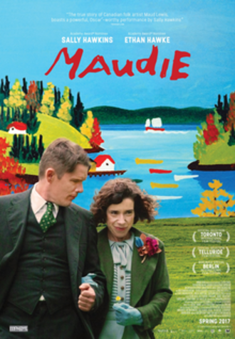 Maudie (film) - Theatrical release poster