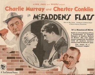 McFadden's Flats - Film poster