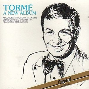 Tormé: A New Album - Image: Mel Torme A New Album Alternate Cover