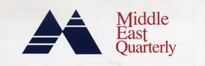 Middle East Forum - Logo of Middle East Quarterly