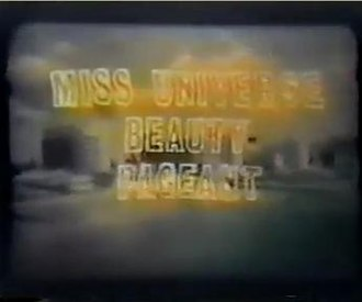 Miss Universe 1964 - Miss Universe 1964 opening titles