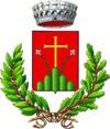 Coat of arms of Montecosaro