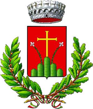 Montecosaro - Image: Montecosaro Stemma